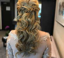 Bridal Hairstyles  by Zinny Theint Make-up Artistry