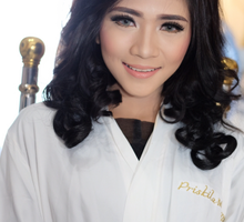 Makeup for Adelia by Priskila Makeup Artist