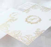 Royal gold classic by Joyeux Moment