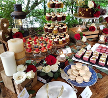Dessert Tables by Butter Studio