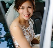 Jie Xing and Kathleen's Wedding by Amanda Cheong~Make-up Artist