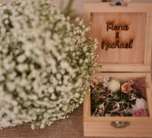 Beautiful Wedding Essentials for Michael & Fiona by Jeestudio Id