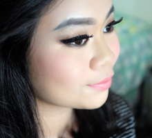 Pretty Ms. Gabby by Chrestella Lorita MUA