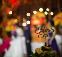 Hendy & Erica by Orange Organizer
