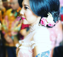 MC Lila (Bilingual) - WEDDING OF Satrio and Alliza by Hotel Gran Mahakam