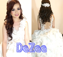 Wedding of avrie by deZee Makeup and Wedding service