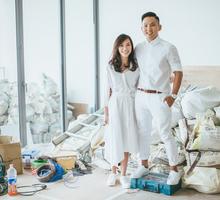 Jianping & Liana PWS by Dollei Seah by MAKEUP ENTOURAGE