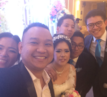 Aris & Novi The Wedding by Kaleb Music Creative