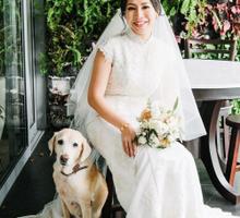 Liru - actual day wedding  by The Style Atelier Singapore