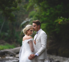 Beautiful Botanical Wedding in Ubud by AVAVI BALI WEDDINGS