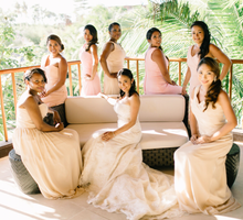 Charlene Santos Boracay Wedding by The Atelier Manila