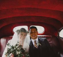 Dennis and sheren wedding by cosa design & decor