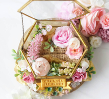 Ring Bearer & Unity Coin Box for Miko & Lea by Jeestudio Id
