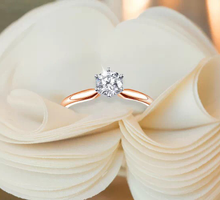 Engagement ring by Passion Jewelry