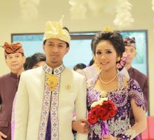 Wedding of Wayan & Ari by Tiffany Roselin Makeup Artist