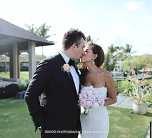 Adam and Cameryn Wedding by Amara Universe