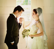 Ivan and Ryn Cherrybelle Prewed and Wedding day by Imel Vilentcia Make Up Artist