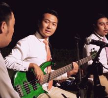 Dian & Ramond Wedding Reception by WakaGangga Resorts