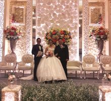 Wedding Of Stefanus & Ika by Hotel Borobudur Jakarta