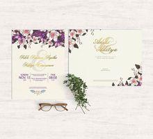 Adele & Aditya Wedding by Pentone Craft and Paper