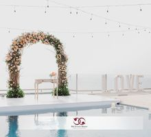 Coral theme- Monique & Sean- by Bali Events Master, Weddings & Events