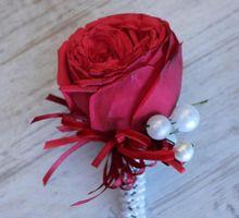 Portfolio : Boutonniere by Plum & Peach Floral