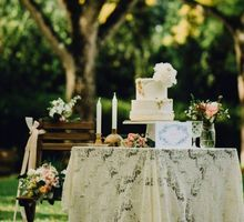 Garden Wedding by Baby Cakes