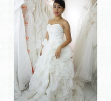 Fitting Gown Rental by Winona Makeup & Bridal