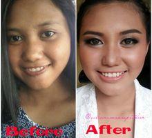 Graduation Makeup by Yuliana Makeup Atelier