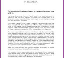 ID Release by IOMA INDONESIA