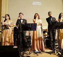 Andy & Katherine Grand Wedding by Nico Santoso Entertainment