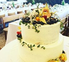 Elegant Frosted Cakes by Butter Studio
