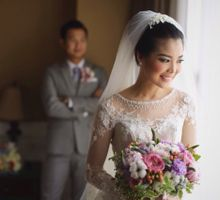 The 'Pink' wedding by Plum & Peach Floral