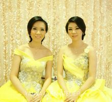 Evening gowns by novie ong beautystylist