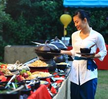 Theme Night Dinner by Novotel Bali Nusa Dua