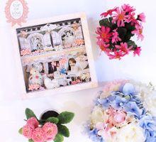 Custom Scrapbook by Cup Of Love Design Studio