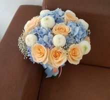 Handbouquet For Christin by nanami florist