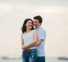 Engagement Session of Jaitipa and Kaixun (Prewedding Photography Singapore) by oolphoto