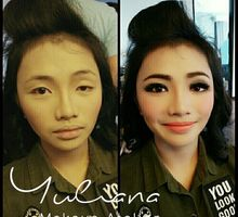 Corrective Makeup Ms. Yaya by Yuliana Makeup Atelier