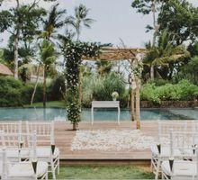 Bali Wedding - Seseh Beach Villas - Kelly & Patrick by Global Weddings