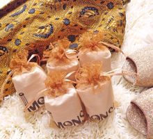 PACKAGING - TULLE POUCH by Hay.Maca
