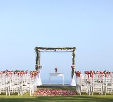 Bali Wedding - Pandawa Cliff Estate - Lyn & Kelvin by Global Weddings