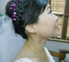 DnD + ROM + Wedding by Angel Chua Lay Keng Makeup and Hair