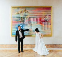 Lynette and Lindon - Ritz-Carlton Millenia by Shaun Lee Weddings
