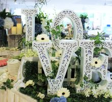Rustic Garden Of Love by Manna Pot Catering