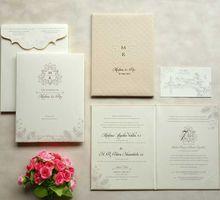 Medina & Rio by Vinas Invitation