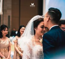 Royal Wedding of Patrick and Michelle by Wong Hang Distinguished Tailor