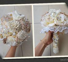 Handbouquet For Sukma by nanami florist