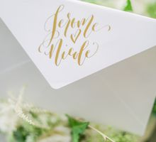 A Taste of Gold & Blush by Foreveryday Photography