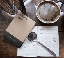 COFFEE CUPPING - NOTEBOOK - KOPIKINA JKT by La Voux